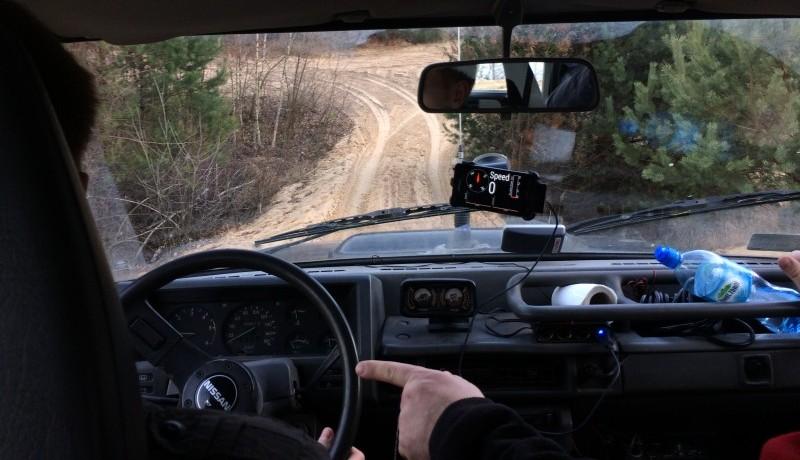 Szkolenia 4x4 Off Road samochody terenowe