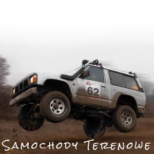 Samochody Terenowe Terenówki Imprezy Szkolenia Eventy 4x4